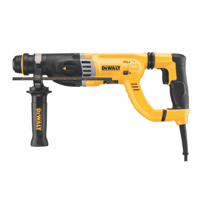 DEWALT Rotary Hammer Drill with Shocks, D-Handle, SDS=