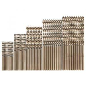 Hymnorq-Metric-M35-Cobalt-Steel-Extremely-Heat-Resistant-Twist-Drill-Bits