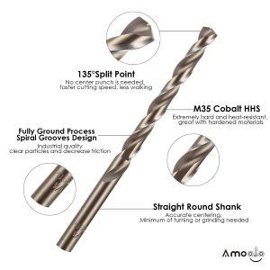 amoolo-Cobalt-Drill-Bit-Set-13-pcs-M35-HSS-Metal-Drill-Bits-2