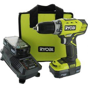 Ryobi-P1811-Battery-Cordless-Drill-2