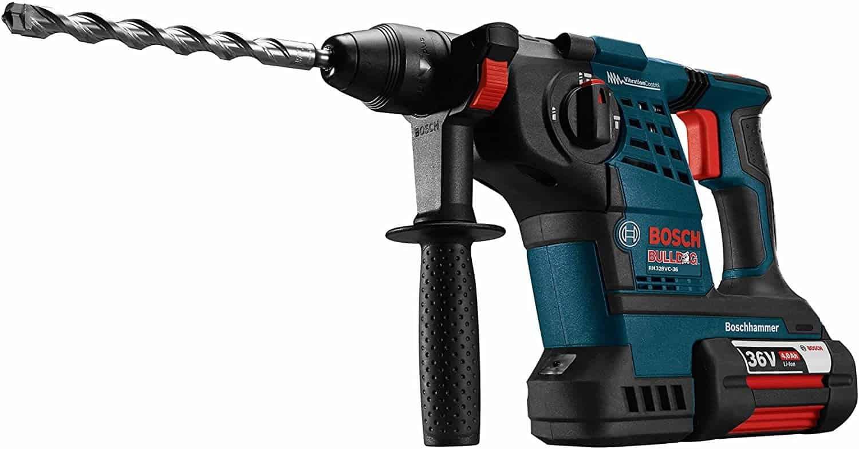 """Bosch RH328VC 36V 1-⅛"""" Cordless Rotary Hammer Drill"""