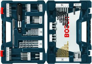BOSCH 91-Piece Drilling and Driving Mixed Set 1