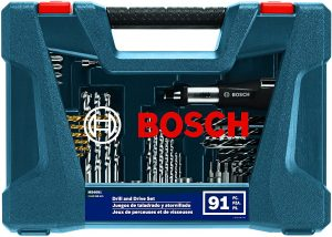 BOSCH 91-Piece Drilling and Driving Mixed Set 2