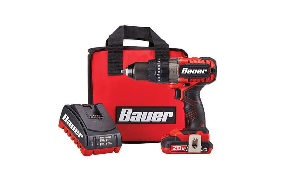 Bauer Drill Review