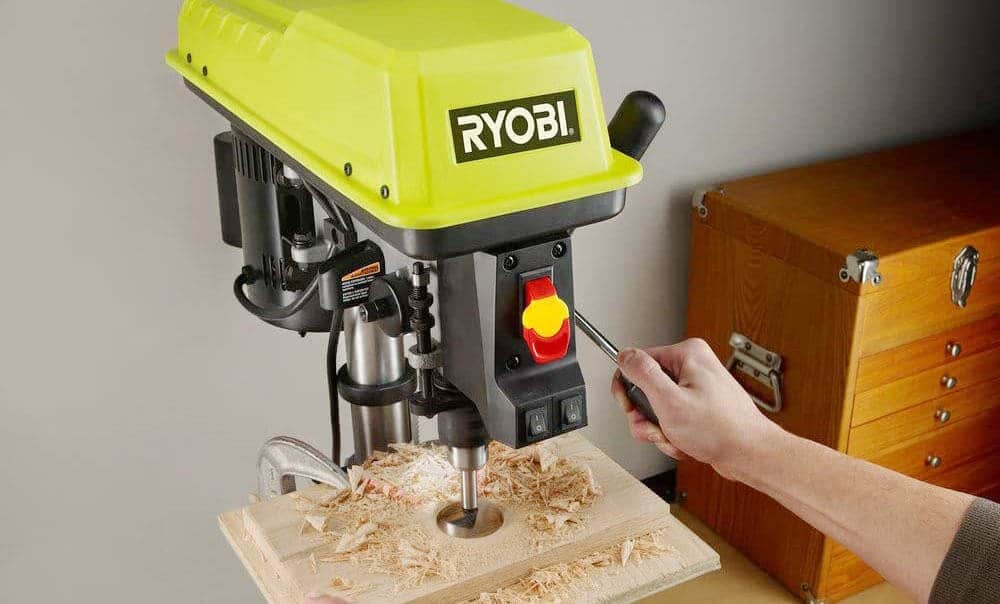 Ryobi Drill Press Review