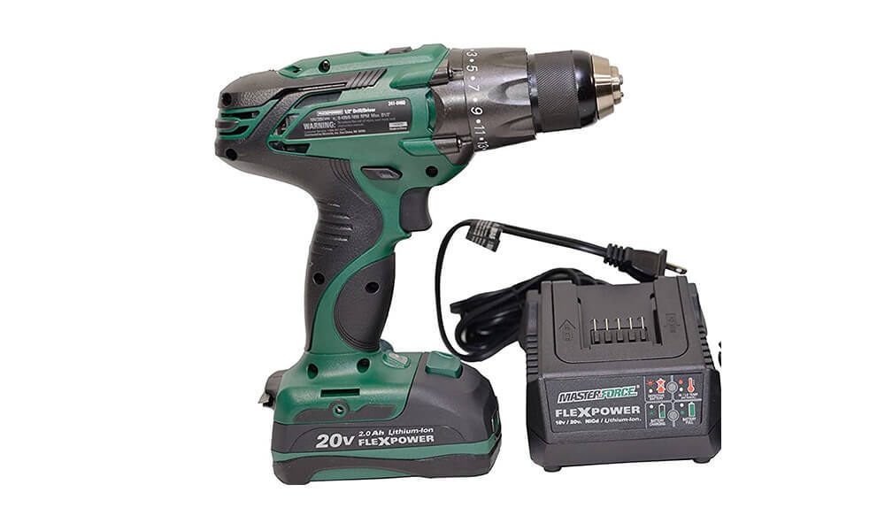 masterforce_20v_drill_review