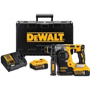 DEWALT-20V-MAX-SDS-Rotary-Hammer-SDS-Drill-1