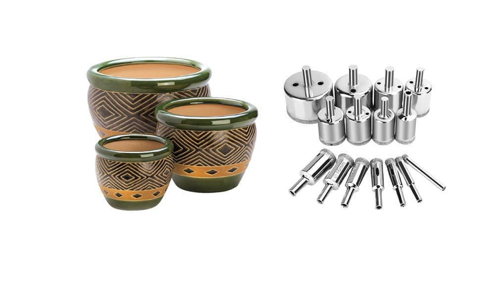 Best Drill Bit for Ceramic Pots
